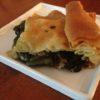 hortopita / wild greens pie