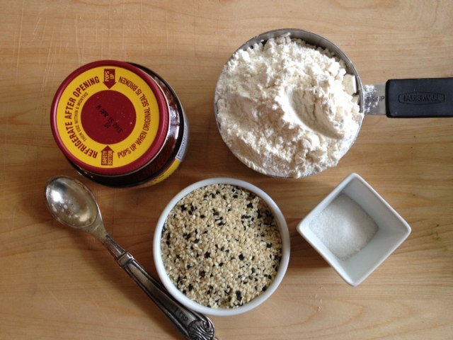ingredients for lagana