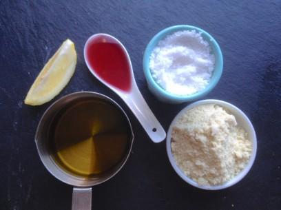 skordalia ingredients - use best quality possible